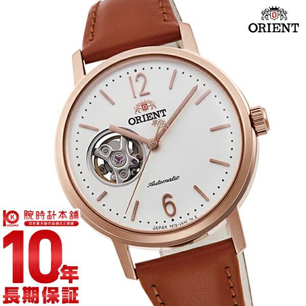 最大1200円割引クーポン対象店 オリエント ORIENT クラシック RN-AG0022S ユニセックス