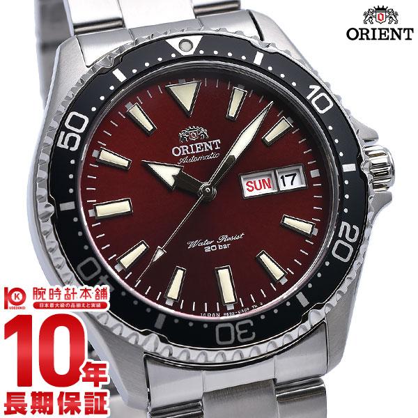 最大1200円割引クーポン対象店 オリエント ORIENT スポーツ RN-AA0003R メンズ