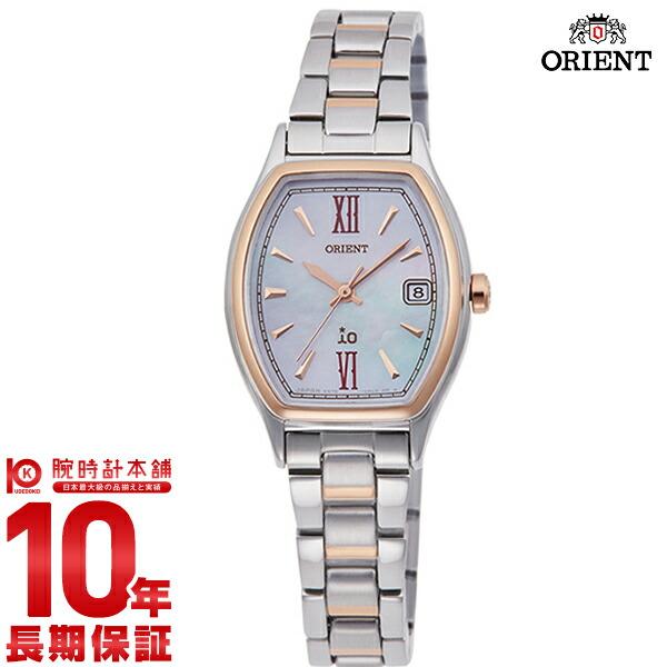 オリエント ORIENT イオ Natural & Plain RN-WG0010A レディース