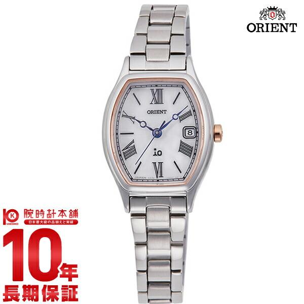 最大1200円割引クーポン対象店 オリエント ORIENT イオ Natural & Plain RN-WG0012S レディース