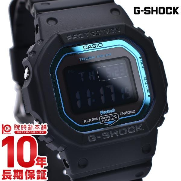 最大1200円割引クーポン対象店 カシオ Gショック G-SHOCK Bluetooth搭載 ソーラー GW-B5600-2JF メンズ
