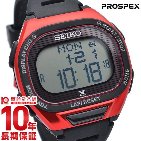セイコー プロスペックス 腕時計 メンズ SEIKO PROSPEX ソーラー 10気圧防水 スーパーランナーズ ランニングウォッチ SBEF047 メンズ