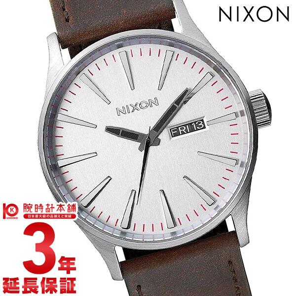 最大1200円割引クーポン対象店 ニクソン NIXON セントリー A105-1113 メンズ