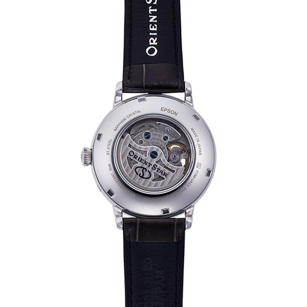 Orient star ORIENT age of the month-limited model classical music  mechanical moon phase RK-AM0007S men