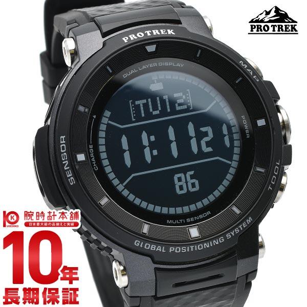 【店内ポイント最大37倍!30日23:59まで】カシオ プロトレックスマート 腕時計 メンズ PROTRECK Smart Bluetooth搭載 アウトドアウォッチ WSD-F30-BK 就職祝い 男性 プレゼント【あす楽】