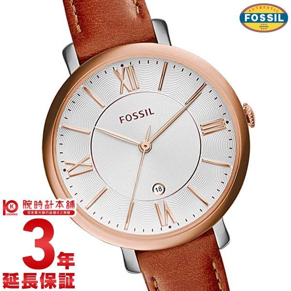 フォッシル FOSSIL ES3842 レディース
