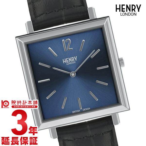 ヘンリーロンドン HENRY LONDON ヘリテージ スクエア HL34-QS-0267 メンズ