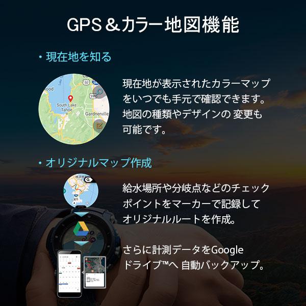 メンズ アウトドアウォッチ PROTRECK Smart 【20日は店内ポイント最大39倍!】 カシオ 腕時計 Bluetooth搭載 【あす楽】 WSD-F30-BU プロトレックスマート