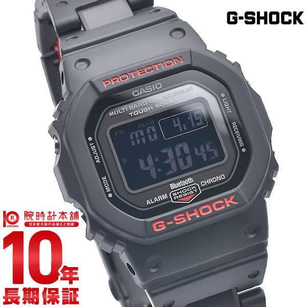 【店内最大37倍!28日23:59まで】カシオ Gショック G-SHOCK Bluetooth 電波ソーラー GW-B5600HR-1JF メンズ【あす楽】