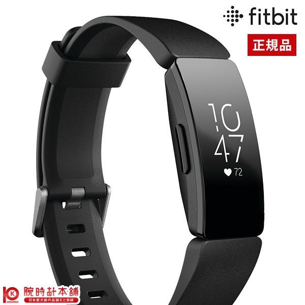 フィットビット Fitbit Inspire HR FB413BKBK-FRCJK ユニセックス