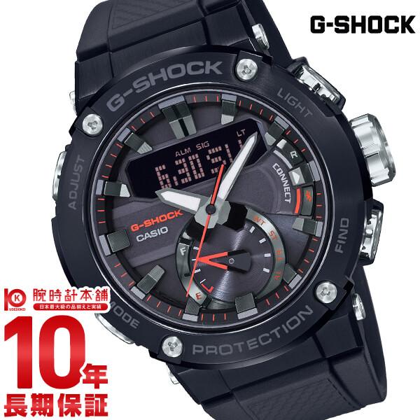 最大1200円割引クーポン対象店 カシオ Gショック G-SHOCK G-STEEL GST-B200B-1AJF メンズ