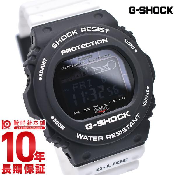 最大1200円割引クーポン対象店 カシオ Gショック G-SHOCK G-LIDE GWX-5700SSN-1JF メンズ