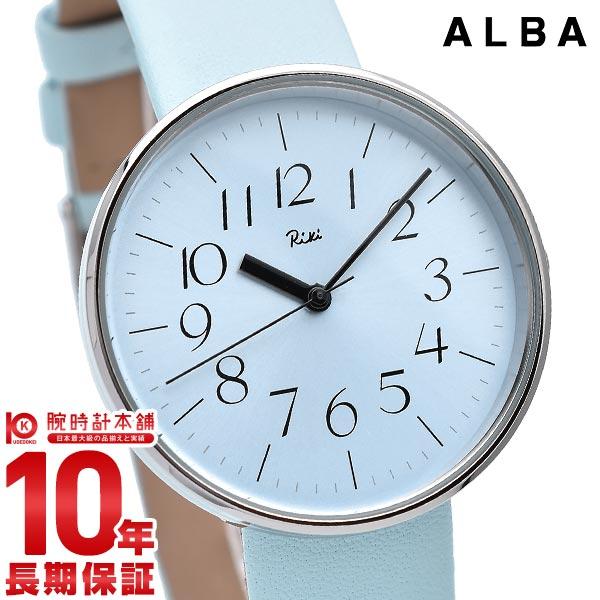 最大1200円割引クーポン対象店 セイコー アルバ リキ 限定モデル レディース 腕時計 AKQK716 SEIKO ALBA Riki クオーツ ブルー 時計