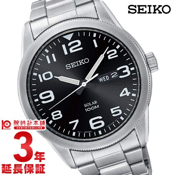 【2000円OFFクーポン配布!11日1:59まで!】 セイコー 逆輸入モデル SEIKO SNE471P1 メンズ
