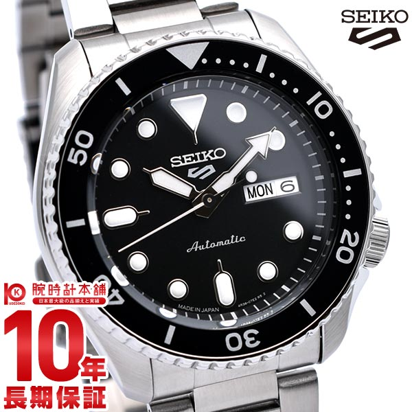 【20日は店内最大ポイント37倍!】 セイコー5スポーツ SEIKO5sports Sports Style SBSA005 メンズ