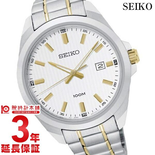 最大1200円割引クーポン対象店 セイコー 逆輸入モデル SEIKO SUR279P1 メンズ