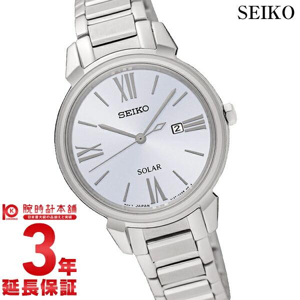 最大1200円割引クーポン対象店 セイコー 逆輸入モデル SEIKO SUT323P1 レディース