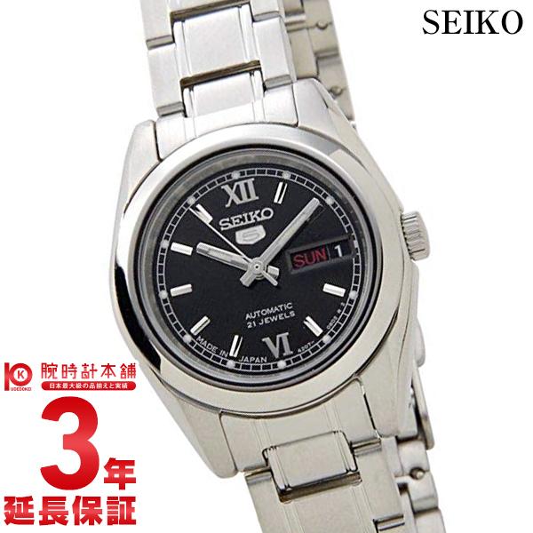 最大1200円割引クーポン対象店 セイコー5 逆輸入モデル SEIKO5 セイコー 5 SYMK25J1 レディース