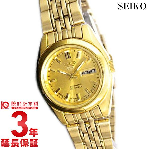 最大1200円割引クーポン対象店 セイコー5 逆輸入モデル SEIKO5 セイコー 5 SYMK36J1 レディース