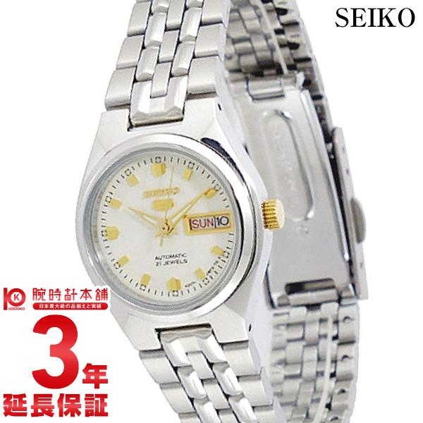 最大1200円割引クーポン対象店 セイコー5 逆輸入モデル SEIKO5 セイコー 5 SYMK41K1 レディース