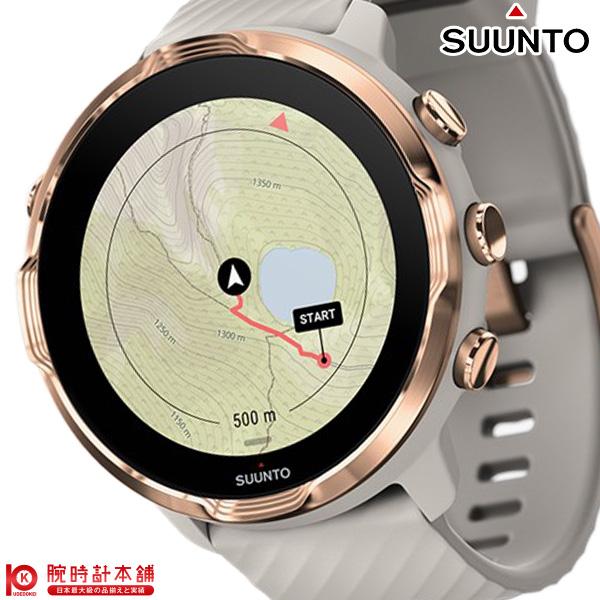 <title>スント SUUNTO SUUNTO7 Sandstone Rosegold 当店限定販売 SS050381000 ユニセックス</title>