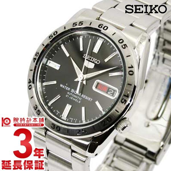 【店内ポイント最大43倍&最大2000円OFFクーポン!9日20時から】セイコー5 逆輸入モデル SEIKO5 機械式(自動巻き) SNKE01K1 [海外輸入品] メンズ 腕時計 時計