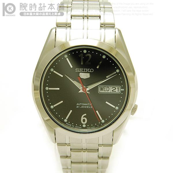 セイコー 逆輸入モデル SEIKO5 機械式(自動巻き) SNKF01J [海外輸入品] メンズ 腕時計 時計