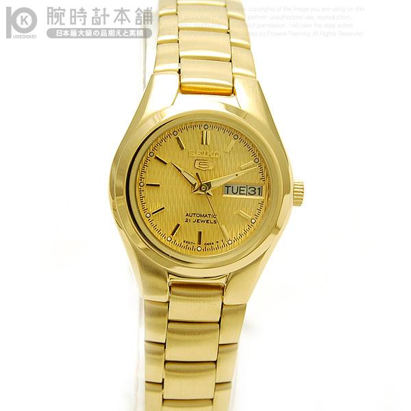 セイコー 腕時計 逆輸入モデル SEIKO5 腕時計 ダイアカットダイアル 機械式(自動巻き/手巻き) SYMC18K [海外輸入品] レディース 腕時計 時計