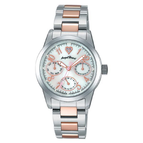 Udedokeihompo angel heart watch clock celebrity ce30rsw angel heart analog quartz lady 39 s for Celebrity quartz watch