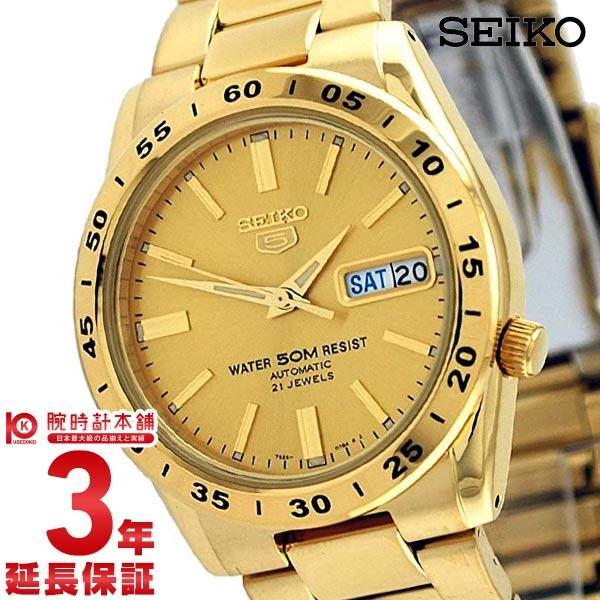 【店内最大37倍!28日23:59まで】セイコー5 逆輸入モデル SEIKO5 機械式(自動巻き) SNKE06K1 [海外輸入品] メンズ 腕時計 時計