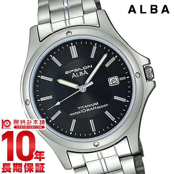 セイコー アルバ ALBA 10気圧防水 ASSX005 [正規品] メンズ 腕時計 時計