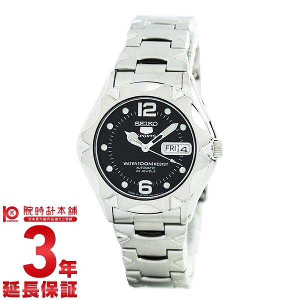 【店内最大37倍!28日23:59まで】セイコー5 逆輸入モデル SEIKO5 5スポーツ 100m防水 機械式(自動巻き) SNZ453J1 [海外輸入品] メンズ 腕時計 時計