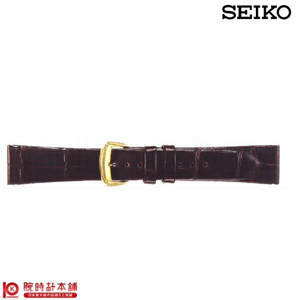 替えベルト セイコー(正規品) クロコダイルフランス仕立 19mm DFA6 [正規品] メンズ&レディース 時計関連商品 時計【あす楽】