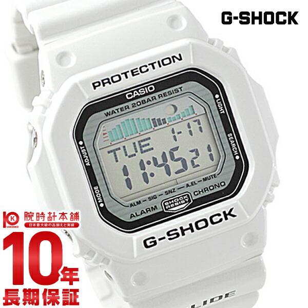 e4d64f366 Udedokeihompo: Casio G-Shock G-SHOCK G-LIDE G ride white X black GLX ...