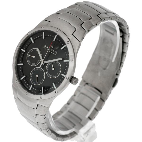 sukagen SKAGEN 596XLTXM[海外进口商品]人手表钟表