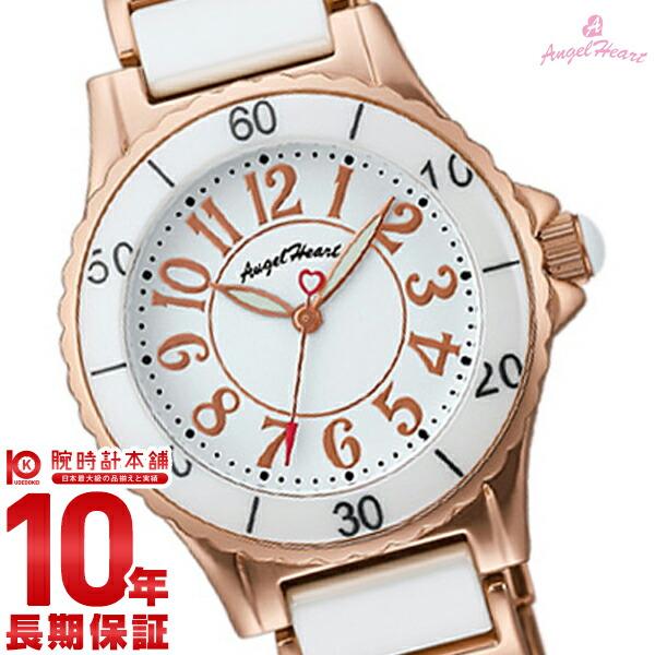 エンジェルハート 腕時計 AngelHeart WL33CPG ラブスポーツ ホワイト WL33CPG [正規品] レディース 時計