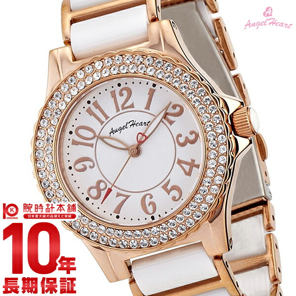 【店内ポイント最大43倍&最大2000円OFFクーポン!9日20時から】エンジェルハート 腕時計 AngelHeart ラブスポーツ WL33CPGZ [正規品] レディース 時計