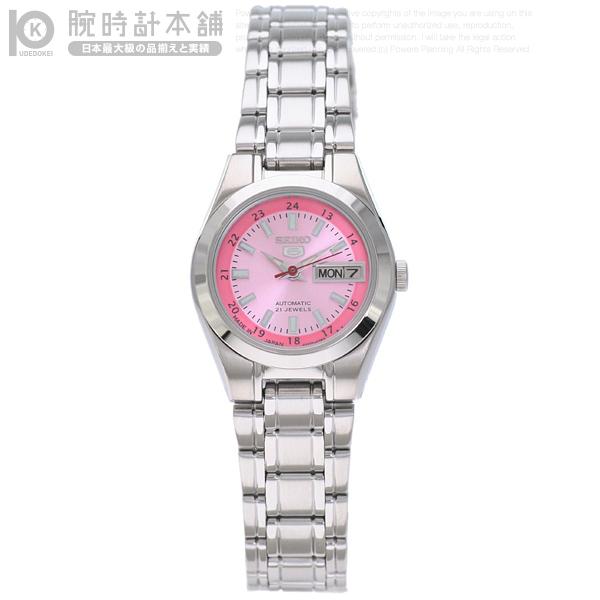 【最安値挑戦中】セイコー5 腕時計 逆輸入モデル SEIKO5 機械式(自動巻き/手巻き) SYMH27J1 [海外輸入品] レディース 腕時計 時計