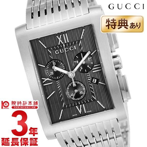 【24回金利0%】グッチ GUCCI クロノグラフ YA086309 [輸入品] メンズ 腕時計 時計