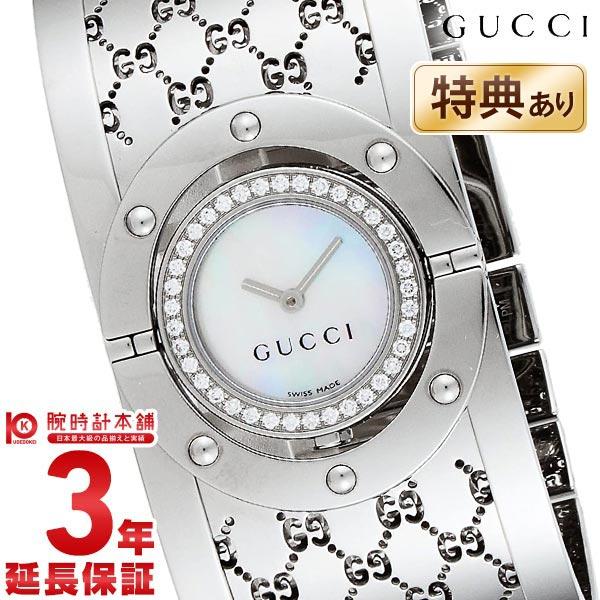 【ショッピングローン24回金利0%】グッチ GUCCI 112シリーズ THE TWIRL 37Pダイヤモンド YA112415 [海外輸入品] レディース 腕時計 時計【あす楽】