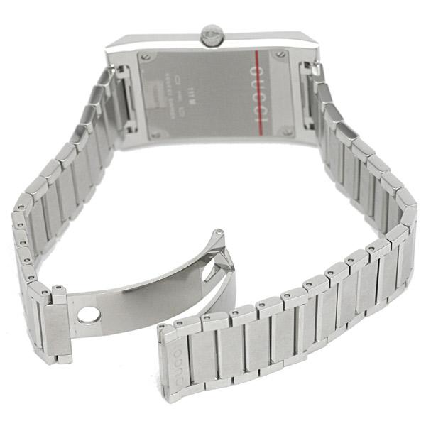 구찌 GUCCI 111 시리즈 M라지 YA111302 맨즈 손목시계 시계