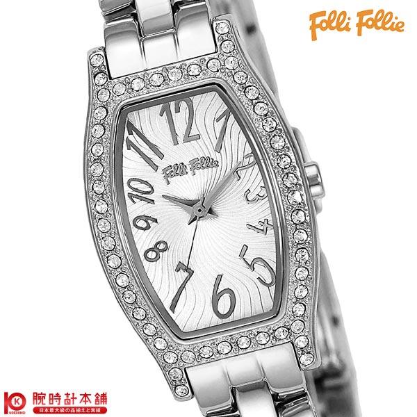 FolliFollie [海外輸入品] フォリフォリ WF8A026BPS レディース 腕時計 時計【あす楽】