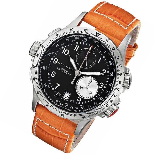 Hamilton Khaki HAMILTON President ETO H77612933 mens watch watches