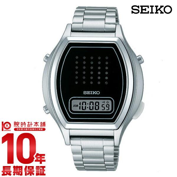 【店内最大37倍!28日23:59まで】セイコー SEIKO 音声デジタルウォッチ SBJS009 [正規品] メンズ 腕時計 時計