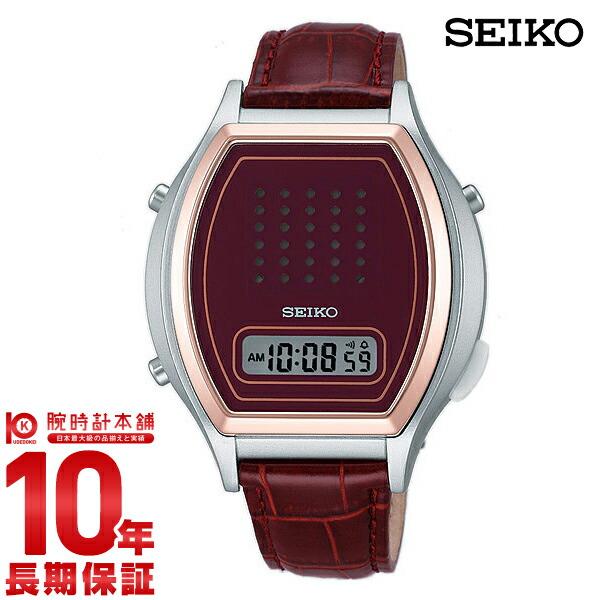 【店内最大37倍!28日23:59まで】セイコー SEIKO 音声デジタルウォッチ SBJS010 [正規品] メンズ 腕時計 時計