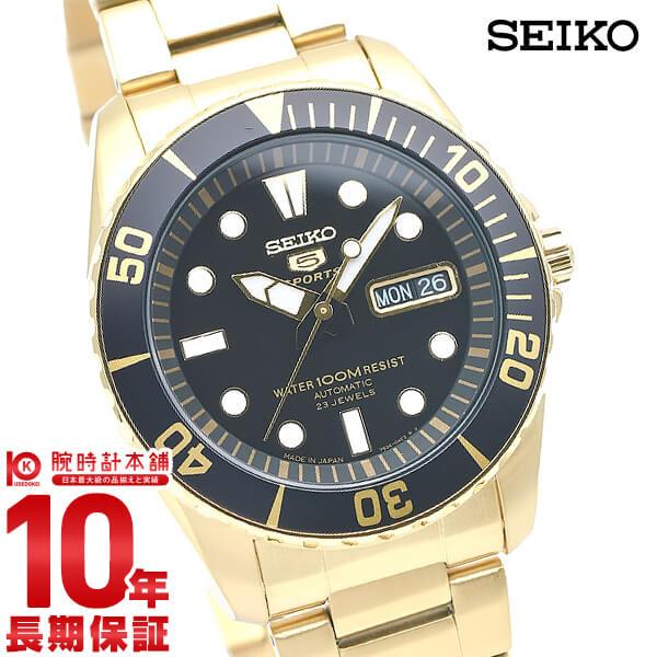 セイコー 逆輸入モデル SEIKO セイコー5(ファイブ)スポーツ 10気圧防水 機械式(自動巻き) SNZF22J1(SNZF22JC) [正規品] メンズ 腕時計 時計【あす楽】