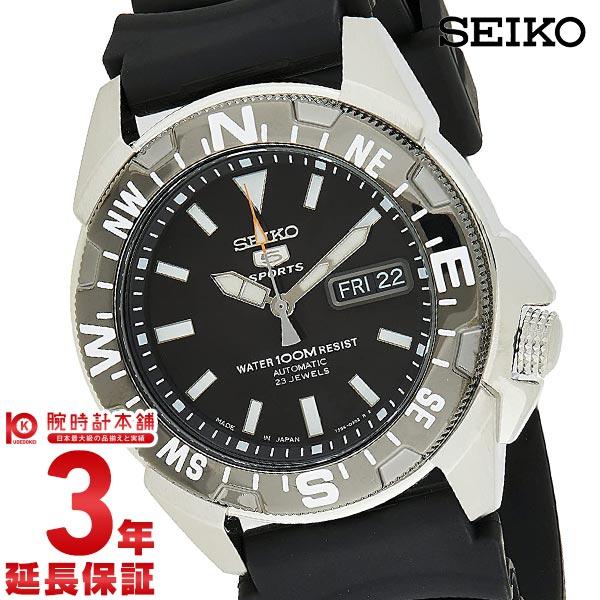 セイコー 逆輸入モデル SEIKO5 5スポーツ 100m防水 機械式(自動巻き) SNZE81J2 [海外輸入品] メンズ 腕時計 時計