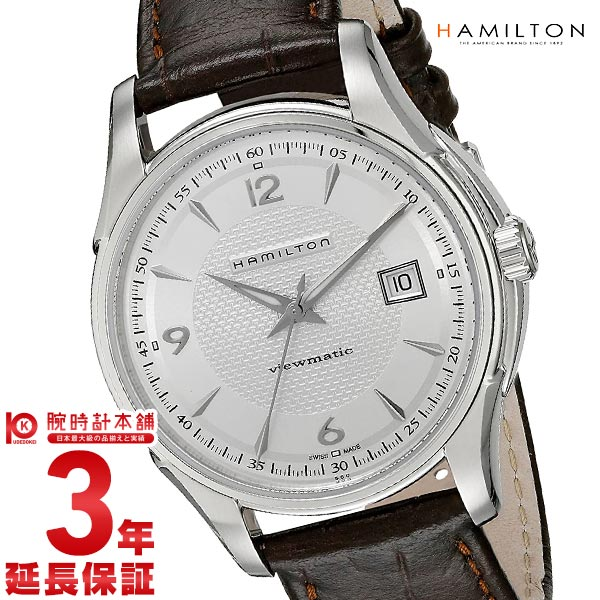【ショッピングローン24回金利0%】ハミルトン ジャズマスター 腕時計 HAMILTON ビューマチック40mm H32515555 [海外輸入品] メンズ 時計