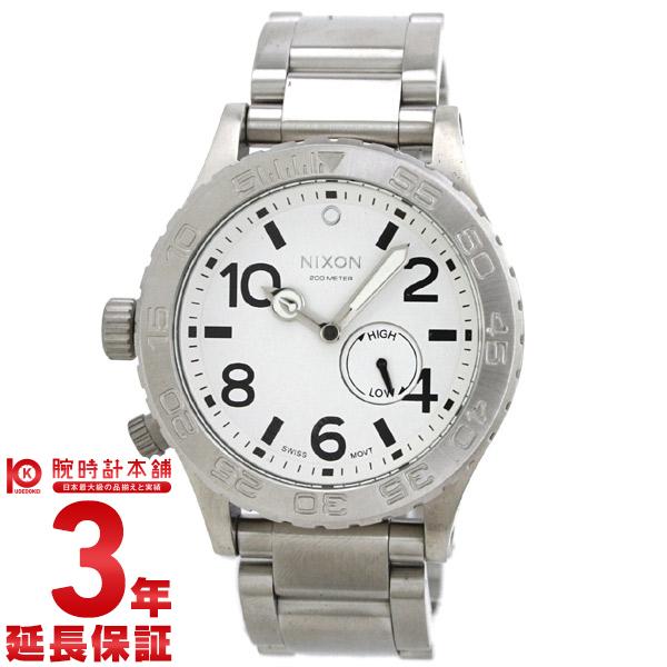 ニクソン NIXON THE42-20 タイド A035-100 [海外輸入品] メンズ&レディース 腕時計 時計