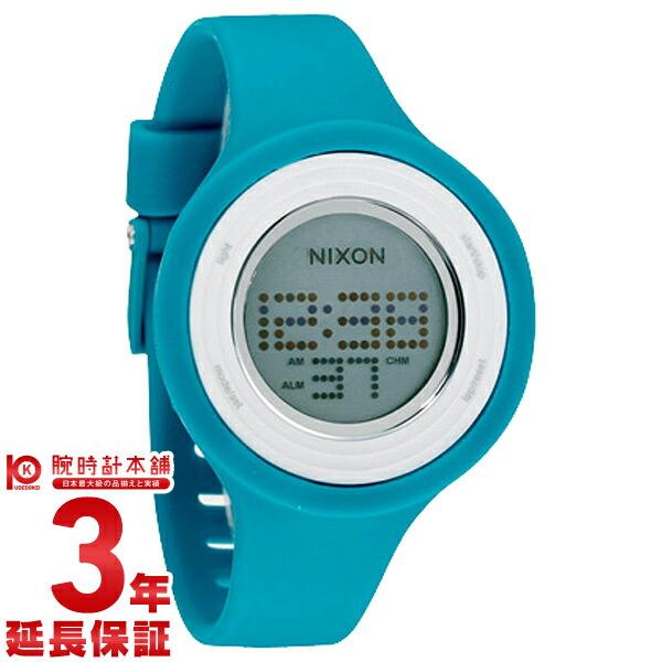 【最安値挑戦中】ニクソン 腕時計 NIXON ウィッジ TURQUOISE/WHITE A034-931 [海外輸入品] レディース 腕時計 時計 【dl】brand deal15 【あす楽】
